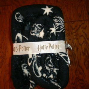 "Harry Potter Plush Blanket NEW 60"" X 90"""